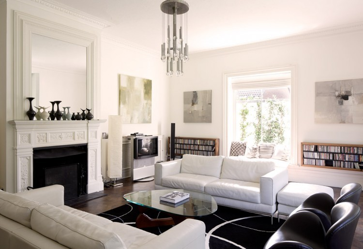 Beautiful Small House Design Beautiful Houses Inside And: 사우스 웨스트 런던의 예쁜집 인테리어