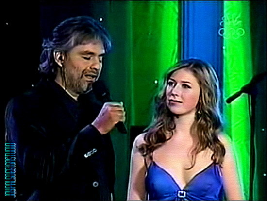 Time To Say Goodbye/Andrea bocelli & Hayley Westenra