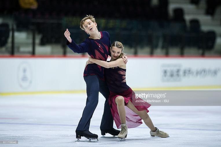 Анастасия Скопцова-Кирилл Алешин/танцы на льду - Страница 2 245B143B57F0B16817C7B1