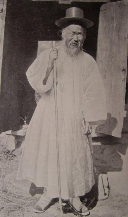 1907년 맥켄지가 찍은 조선 사진