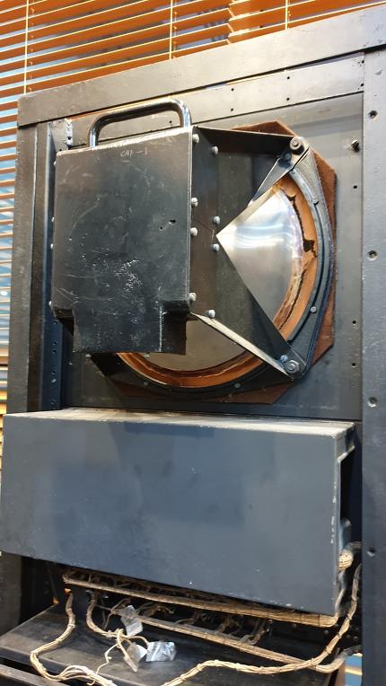 웨스턴 595형 필드스피커 시스템