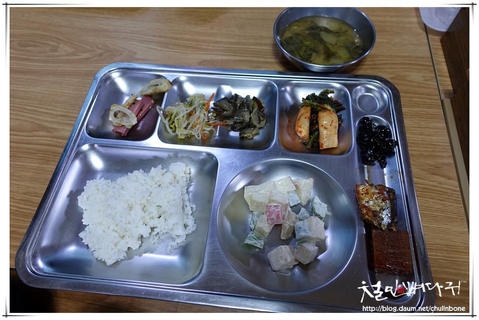 [인천식당] 시골밥상-뷔페식아침식사(송도.연수구.옥련동)