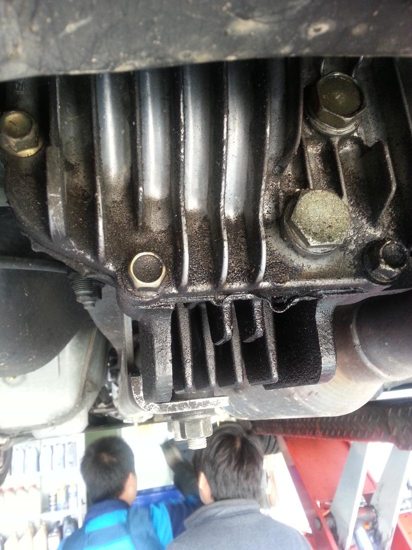 differential oil leak - MX-5 Miata Forum